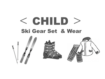 Picture of Ski Gear & Wear Set Child