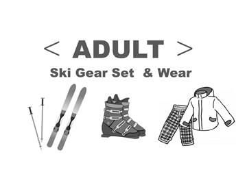 Picture of Ski Gear & Wear Set Adult