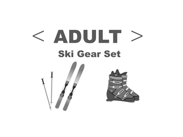 Picture of Ski Gear Set Adult